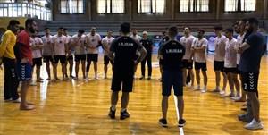 30 هندبالیست به تیم ملی دعوت شدند