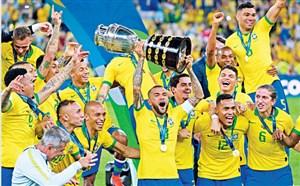 مروری بر مسیر قهرمانی تیم ملی برزیل در کوپا آمریکا 2019
