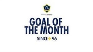 برترین گل ماه باشگاه لس آنجلس گلکسی