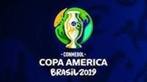 مرور تمام گلهای جام کوپا آمریکا 2019