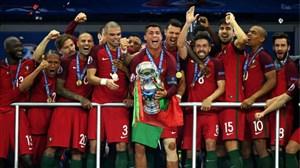 خاطره انگیز؛ قهرمانی  رونالدو در یورو 2016