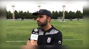 آخرین اخبار از دومین روز اردوی تیم ملی امید
