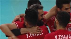 3 امتیاز برتر والیبال ایران - لهستان