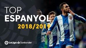 برترین گل های فصل 19-2018 اسپانیول از نگاه لالیگا