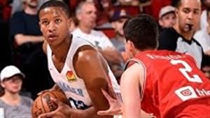 خلاصه بسکتبال اوکلاهاماسیتی - کرواسی