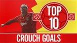 10 گل برتر پیتر کراوچ در لیورپول