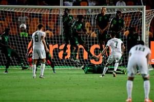 سوپرگل سرنوشت ساز ریاض محرز در مقابل نیجریه