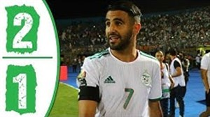 خلاصه بازی الجزایر 2 - نیجریه 1 (نیمه نهایی ملتهای آفریقا)
