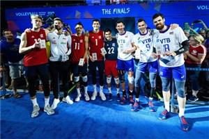 ستاره های ایران را به تیم رویایی لیگ ملتها راه ندادند