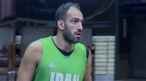 حال و هوای اردوی تیم ملی بسکتبال پیش از جامجهانی