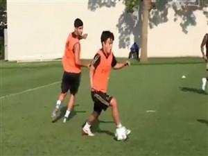 گفتگو با ستاره 18 ساله ژاپنی رئال مادرید، تاکفوسا کوبو