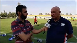 گفتوگوی ورزش سه بابگوویچ در حاشیه دیدار دوستانه گلگهر سیرجان و فولاد خوزستان