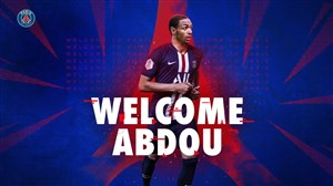 خوشآمدگویی باشگاه پاریسنژرمن به عبدو دیالو