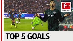 5 گل برتر سباستین هالر در بوندسلیگا 19-2018