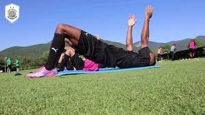 دومین روز تمرینات بازیکنان السد در شهر بارسلون