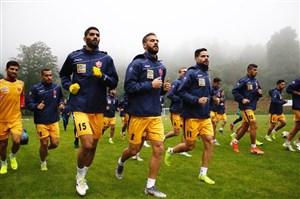 سایپا اولین حریف لیگ برتری پرسپولیس کالدرون