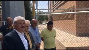 صحبتهای خلیلیان مدیرعامل سابق باشگاه سپاهان در جمع بازیکنان اینتیم