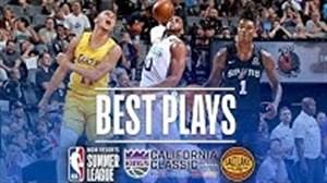 برترین حرکتهای بسکتبال NBA درلیگ تابستانه