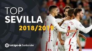 10 گل برتر سویا در فصل 19-2018 از نگاه لالیگا