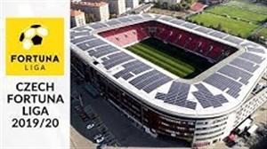 استادیوم های تیم های حاضر در لیگ جمهوری چک 20-2019