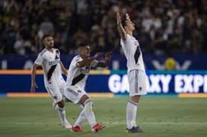 خلاصه بازی لس آنجلس گلکسی 3 - لس آنجلس اف سی 2