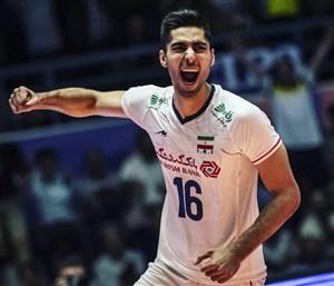 با ملیپوش والیبال ایران درباره اتفاقات شیکاگو