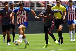 خلاصه بازی بنفیکا 3 - گوادالاخارا 0 (اینترنشنال کاپ)