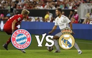 خلاصه بازی بایرن مونیخ 3 - رئال مادرید 1 (اینترنشنال کاپ)