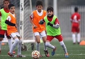 برگزاری اردوی استعدادیابی تیم ملی نونهالان در اردبیل