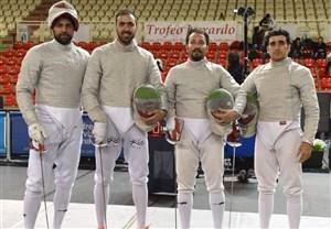 تلاش تیم ملی شمشیربازی برای گرفتن سهمیه المپیک