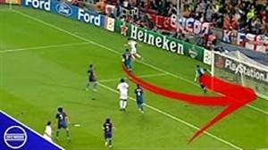 10 گل تماشایی بازیکنان چلسی در تقابل با بارسلونا