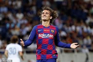 گریزمان: تشنه بیشتر بازی کردن برای بارسلونا هستم