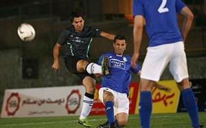 خاطرات وحید شمسایی از بازی در استقلال