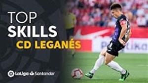 بهترین لحظات لگانس در فصل 19-2018 لالیگا