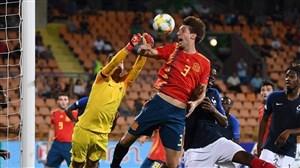 خلاصه بازی فرانسه 0 - اسپانیا 0 + پنالتی (نیمه نهایی یورو زیر 19)