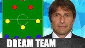 تیم منتخب آنتونیو کونته