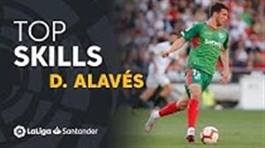 لحظات برتر آلاوز در فصل 19-2018 لالیگا