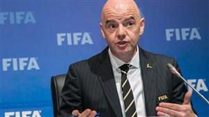 واکنش رییس فیفا به حضور زنان در ورزشگاهها