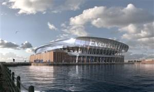 ورزشگاه جدید اورتون چگونه خواهد بود