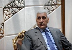 پنالتی زدن وزیر ورزش عراق به گلر تیم هندبال سپاهان