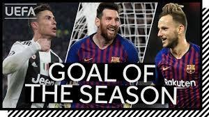 مروری کوتاه بر زیباترین گلهای لیگ قهرمان اروپا در فصل 19-2018