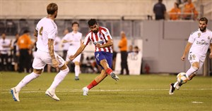 گل چهارم اتلتیکو به رئال مادرید (دبل دیگو کاستا)