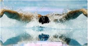 انصاری، افقری و سهران فینالیستهای شنای روز چهارم