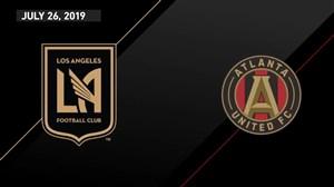 خلاصه بازی لس آنجلس افسی 4 - آتلانتا یونایتد 3 (گلزنی کارلوس ولا)