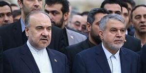 سلطانی فر : هیچ مشکلی برای حضور تیمهای خارجی در ایران نداریم