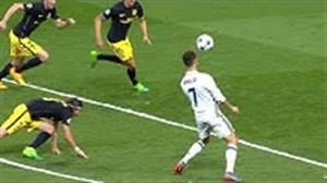 برترین گلهای رونالدو در مرحله گروهی لیگ قهرمانان