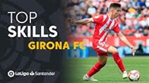 مهارتهای بازیکنان خیرونا در فصل 19-2018