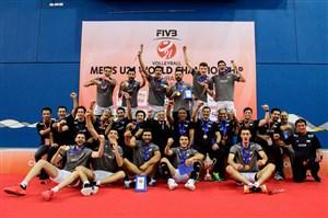 تحریمها بهانهای برای عدم پخش فینال والیبال جوانان