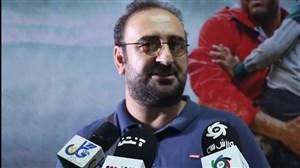 نظر مهران احمدی به کمپین ورزش سه