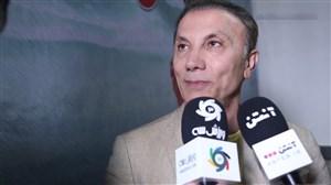 حمایت و تشکر حمید درخشان از کمپین ورزش سه